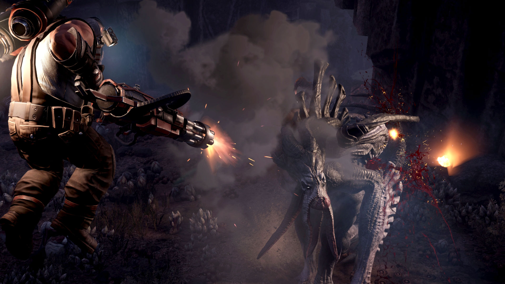 Evolve nos muestra su modo solitario offline. [VIDEO]