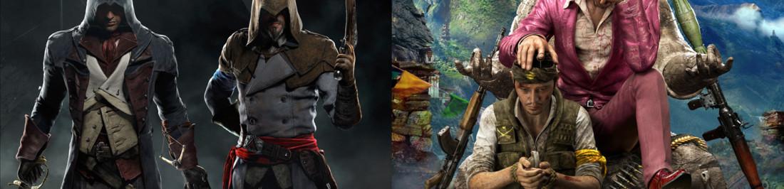 Ubisoft anuncia español latino para nuevos titulos [Actualidad]