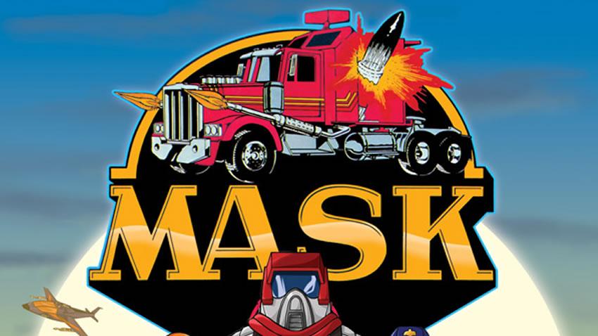 Héroes de la TV: M.A.S.K. [No incluye baterías]