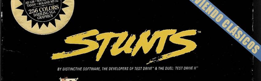 Reviviendo Clásicos: Stunts [Todo-terreno al infinito]