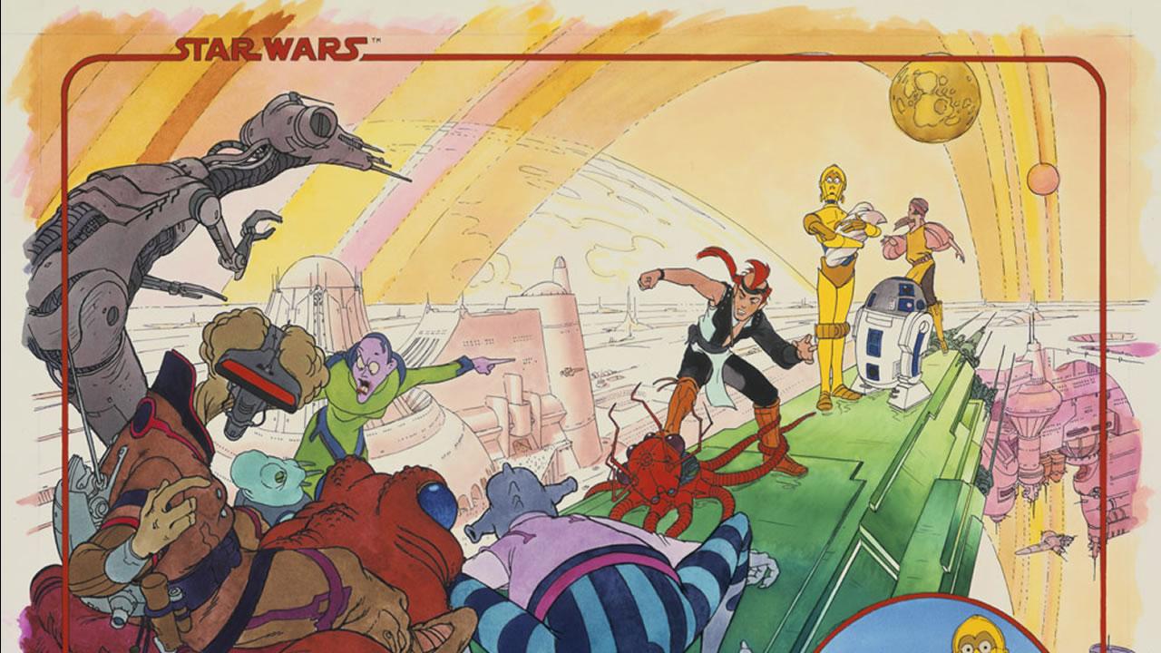 Héroes de la TV: Star Wars: Droids