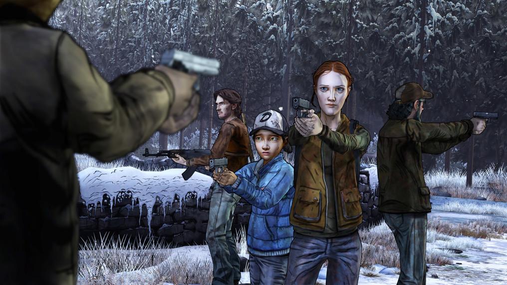 Trailer y fechas de lanzamiento para The Walking Dead: Season Two 'Amid the Ruins' [Spoilers]