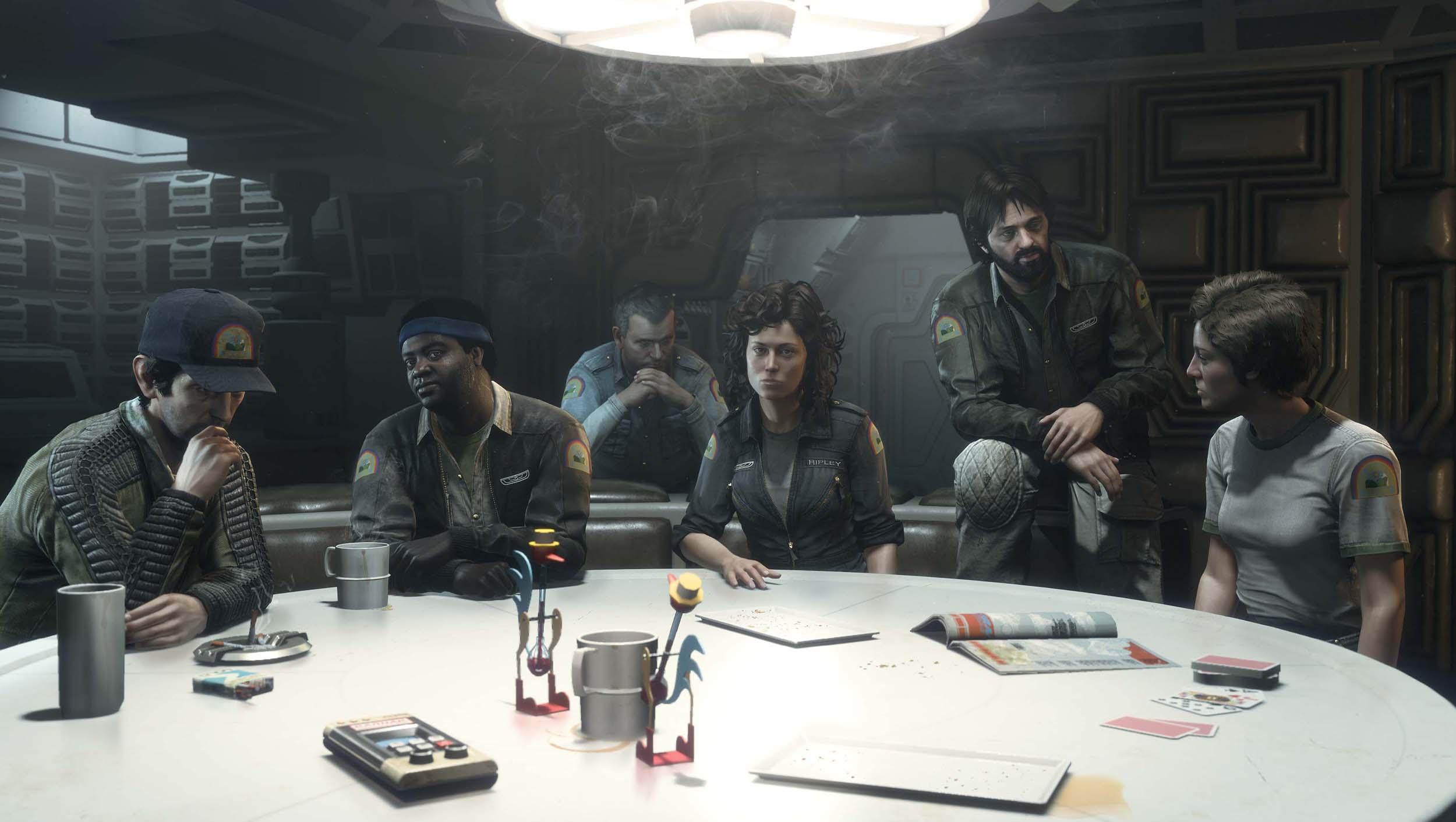 El DLC de Alien: Isolation suena más interesante que el juego original [Vídeo]