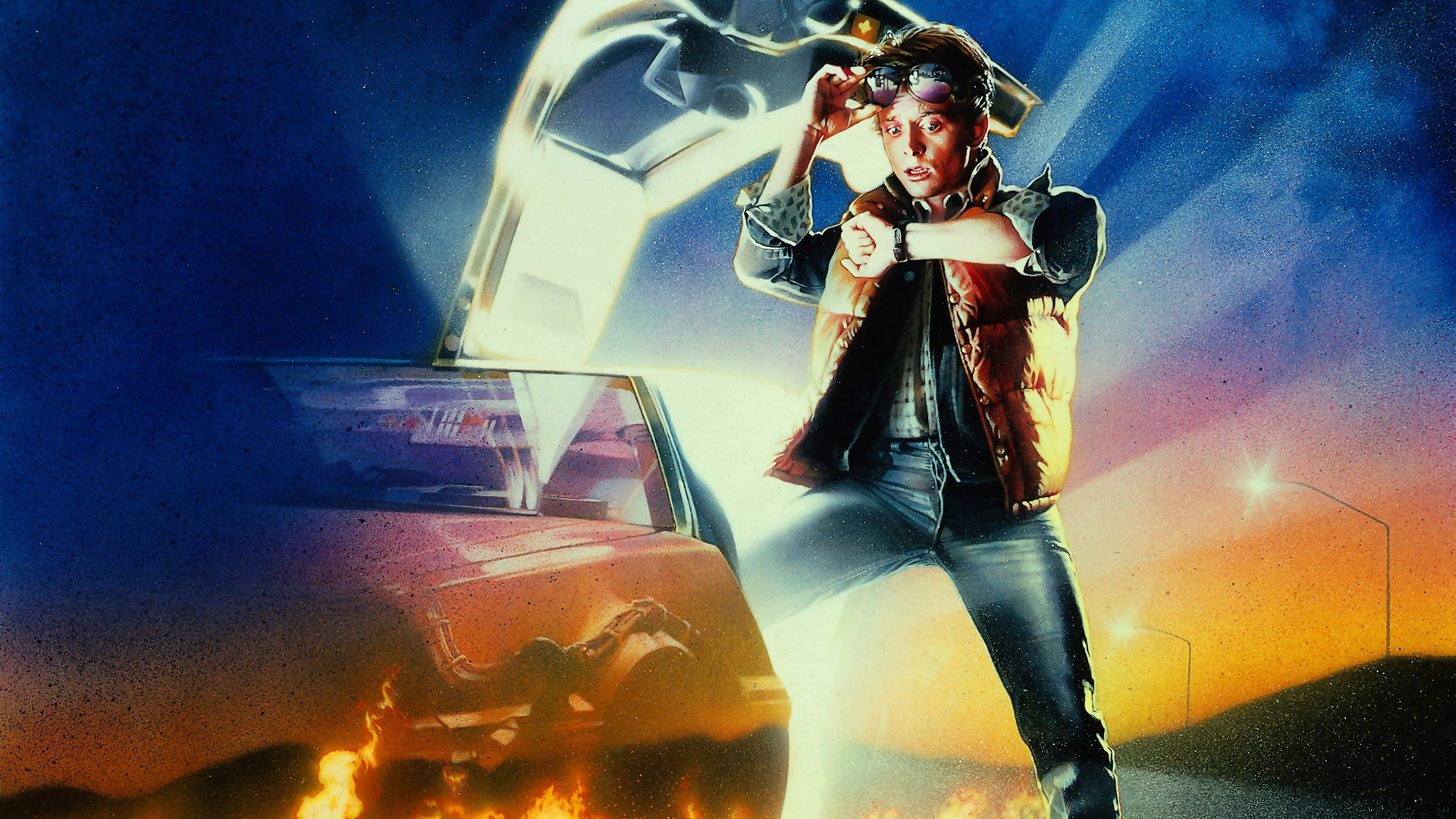DeLorean de Volver al Futuro llega a Rocket League [VIDEOS]