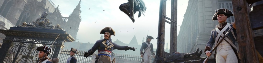 Assassin's Creed Unity: Trailer de Lanzamiento y un poco de Coop. [VIDEOS]
