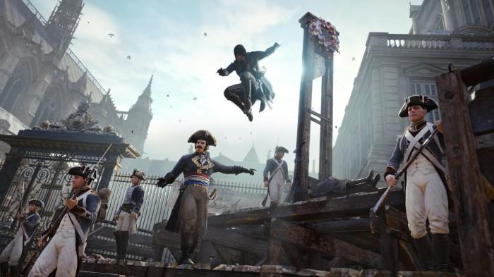 Assassin's Creed Unity: Trailer de Lanzamiento y un poco de Coop. [VIDEOS]