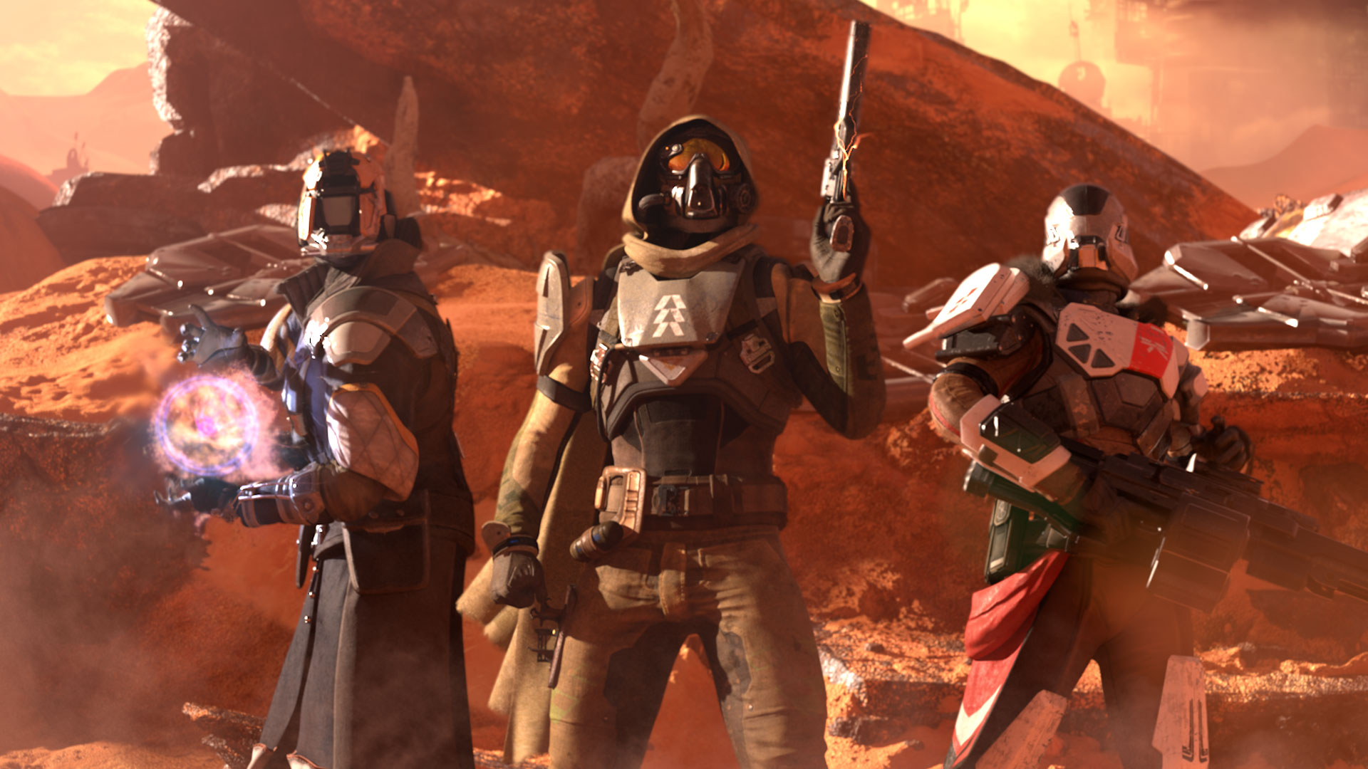 Este es Destiny corriendo a 1080p en la Xbox One [Video]