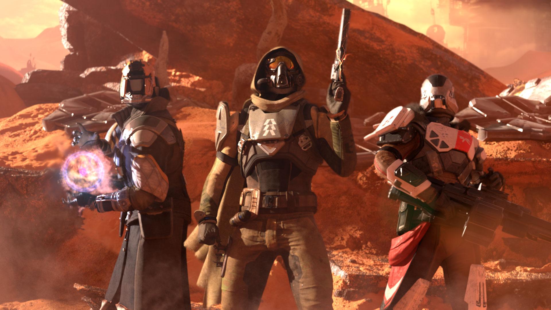 La beta de Destiny esta ahora disponible para todos [A LA CARGA!!!111UNO]