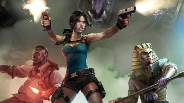 Crystal Dynamics confirma la fecha de lanzamiento de Lara Croft and the Temple of Osiris
