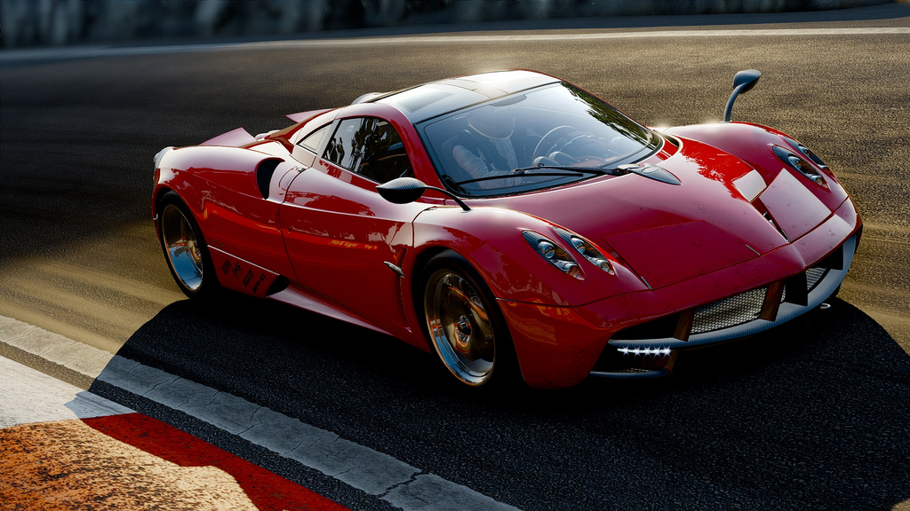 Video gameplay Project Cars off-screen Comic-con [Video]