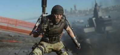 "El gameplay llamado ""Colapse"" de Call of Duty:Advanced Warfare mostrado en Gamescom [Gamescom 2014]"