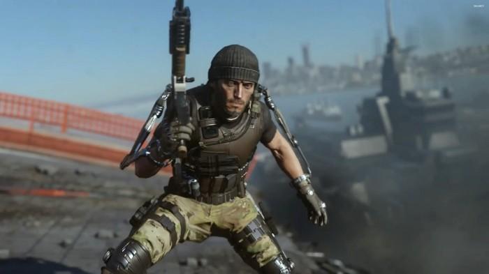 "El gameplay llamado ""Colapse"" de Call of Duty:Advanced Warfare mostrado en Gamescom [Gamescom 2014]"