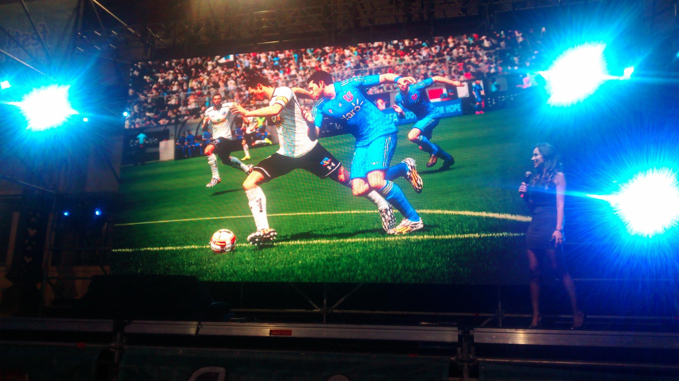 Estuvimos en el Showcase de EA Latinoamérica en Festigame 2014