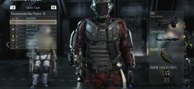 Resumen de la conferencia del MP de Call of Duty Advance Warfare [Moving on...]