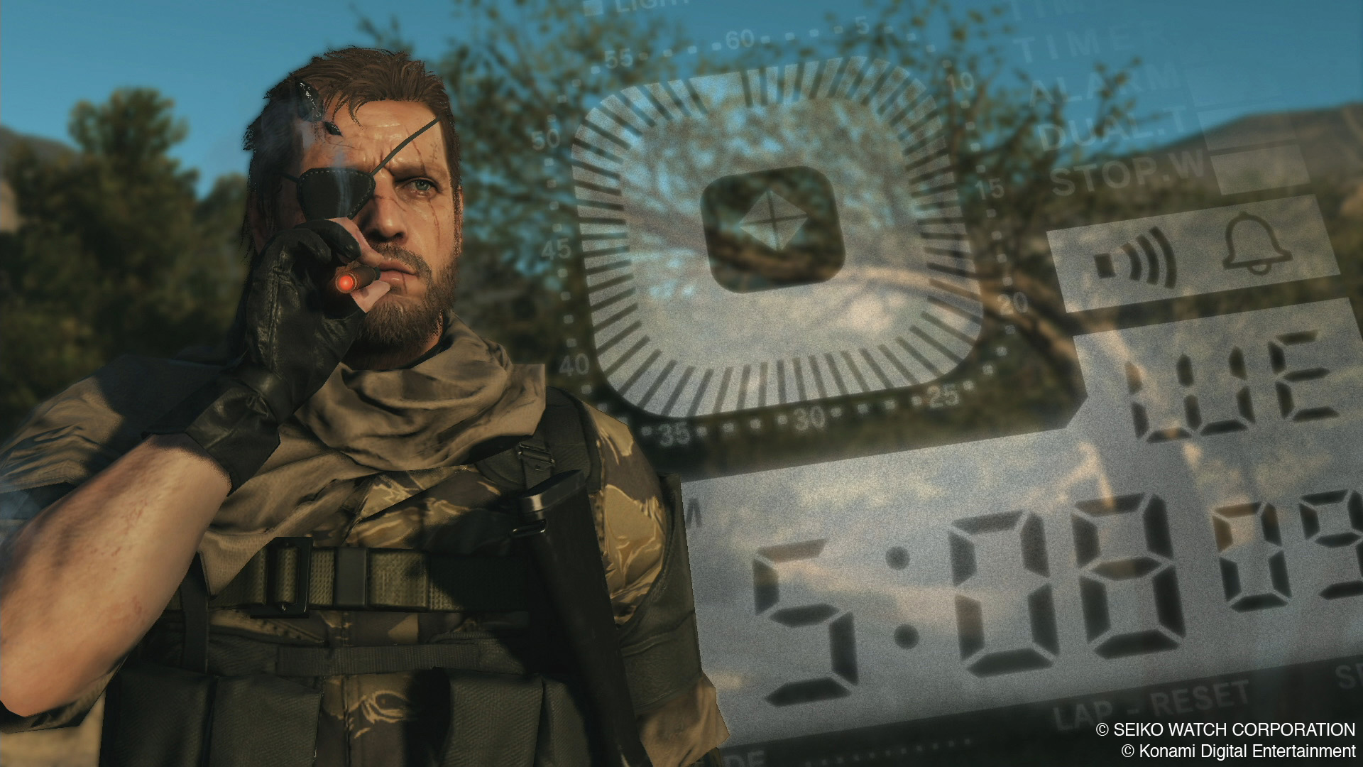 Confirmado: Metal Gear Solid V llegará a PC [OMFG!!!]