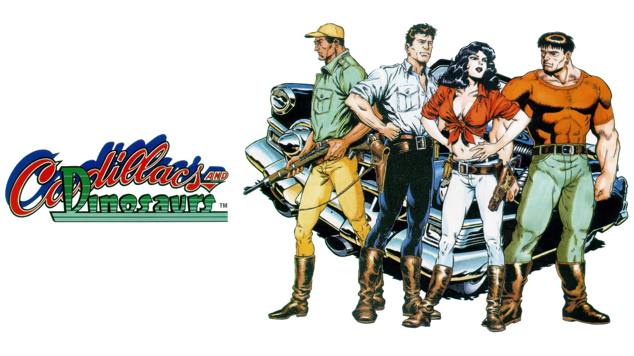 Fichero: Cadillacs and Dinosaurs