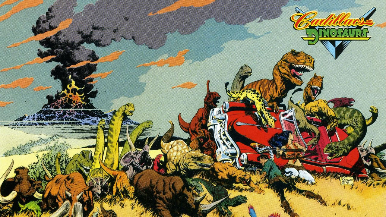 Héroes de la TV: Cadillacs y Dinosaurios