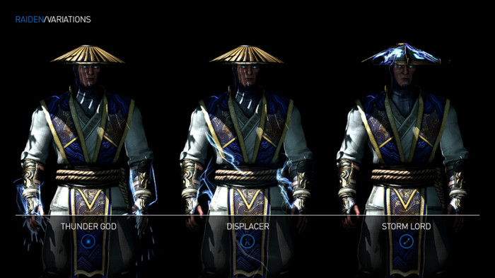 mortal-kombat-x-raiden-variations