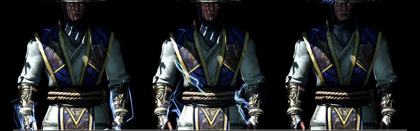 Conoce las tres formas en que puedes patear traseros con Raiden en Mortal Kombat X