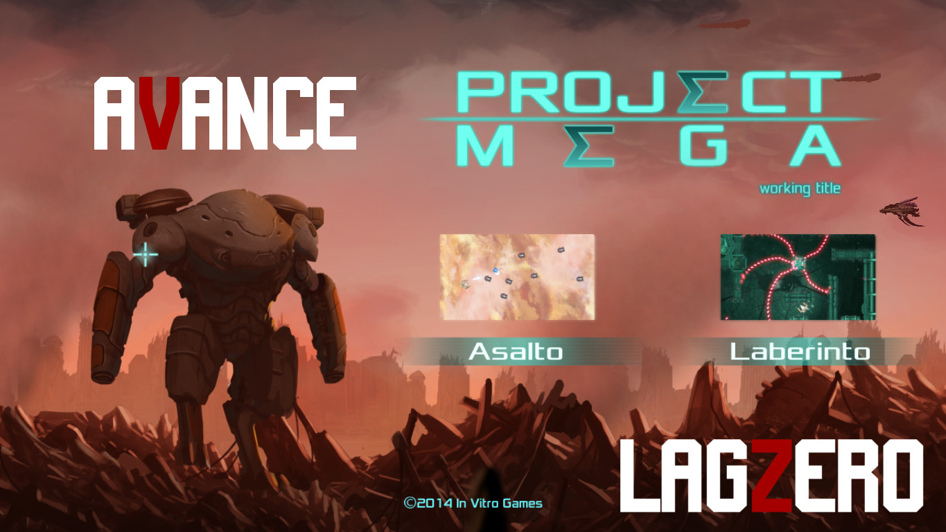 Avance de Project Mega [Preview Criollo]