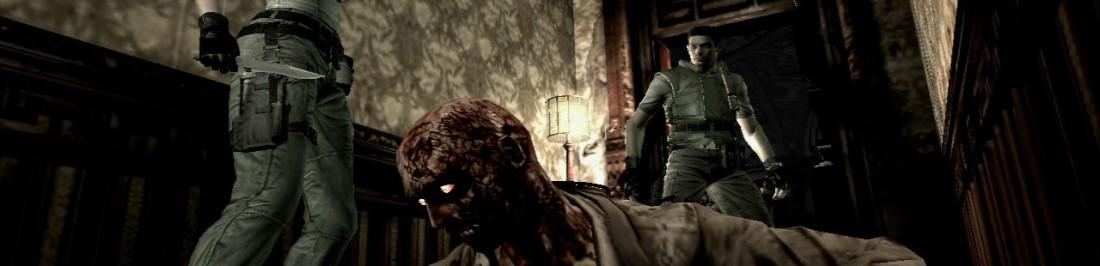El Resident Evil de 1996, si, el original, vuelve el próximo año [SANTOS REVIVALS]