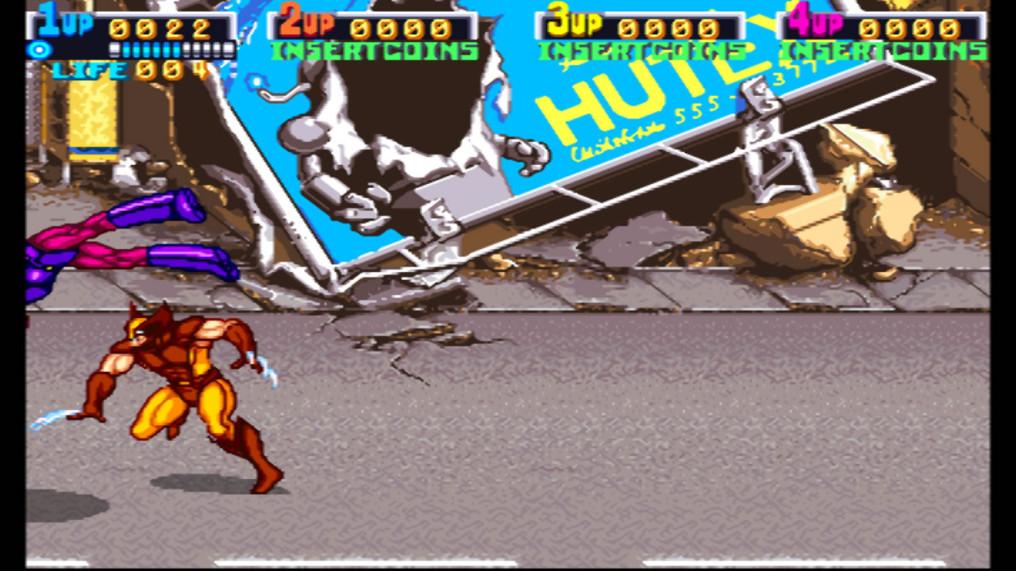 Fichero: X-Men [Un juego mutante]