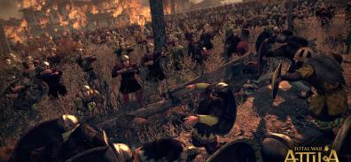 Anunciado Total War: Attila [Huno no es ninguno]