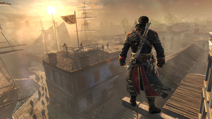 Nuevo gameplay trailer de Assassin's Creed Rogue [Video]