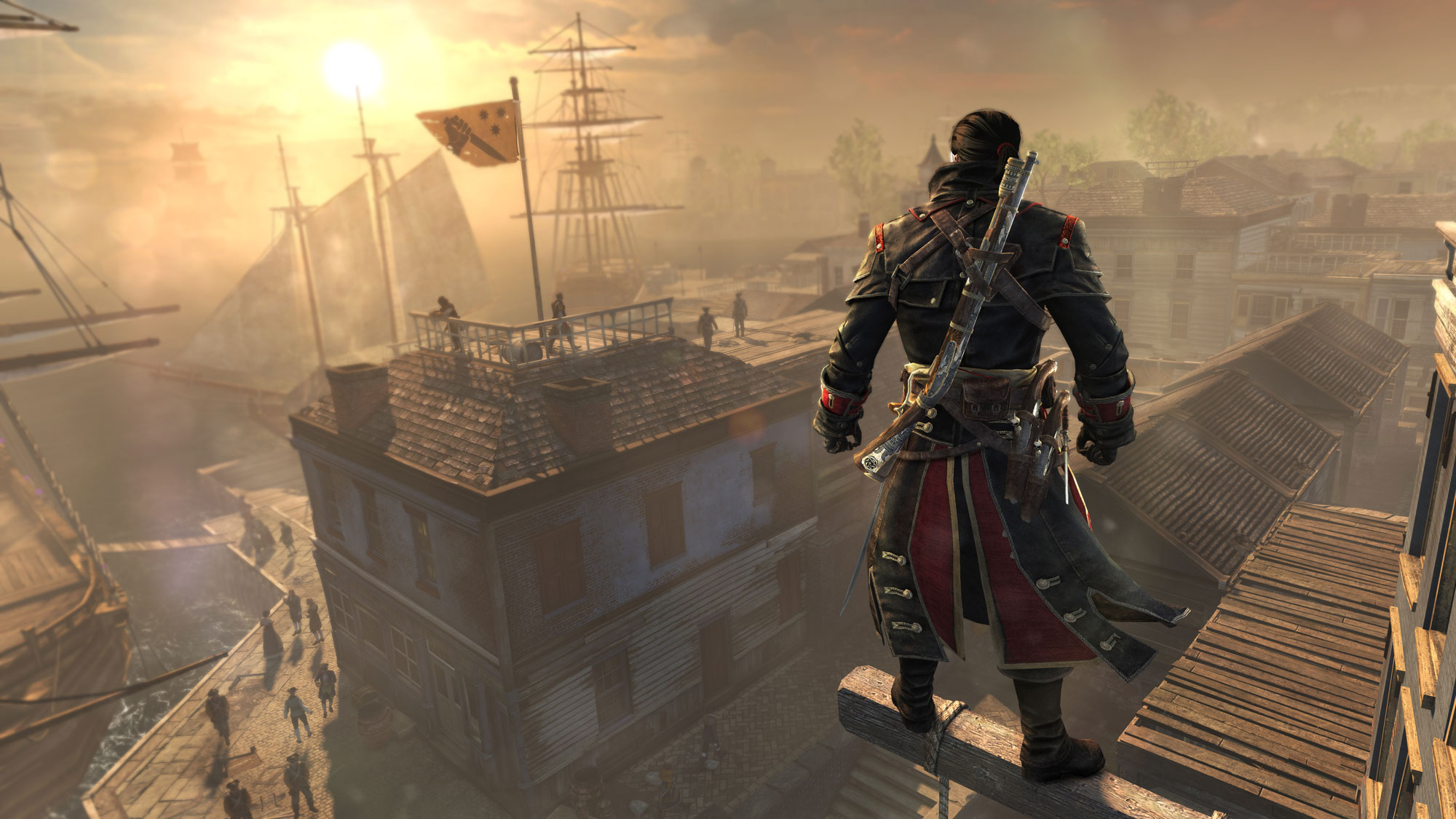 Nuevo gameplay trailer de Assassin's Creed Rogue [Video]