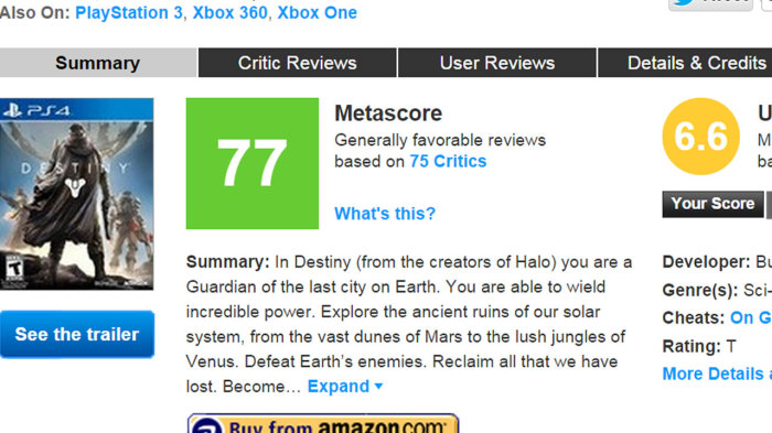 destiny_metacritic