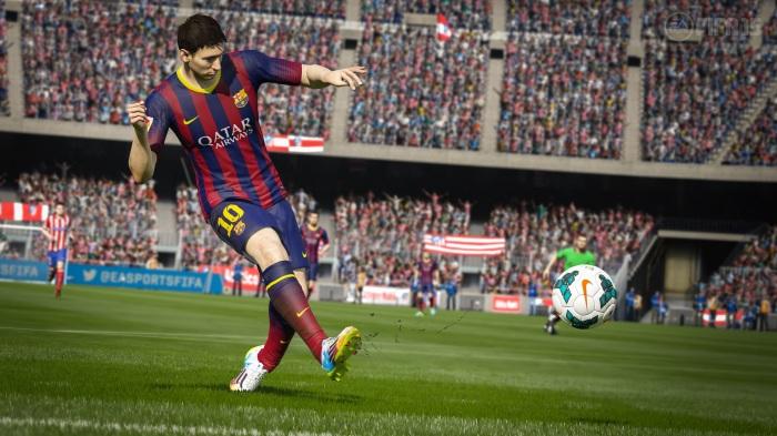 Demo de FIFA 15 disponible para descargar [CHUTEA EL DEMO NIUS]