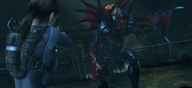 Veamos algo de Gameplay de Resident Evil Revelations 2 #TGS14