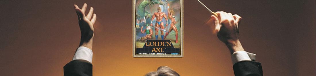 Sonidos de Ayer y Hoy presentan: Golden Axe