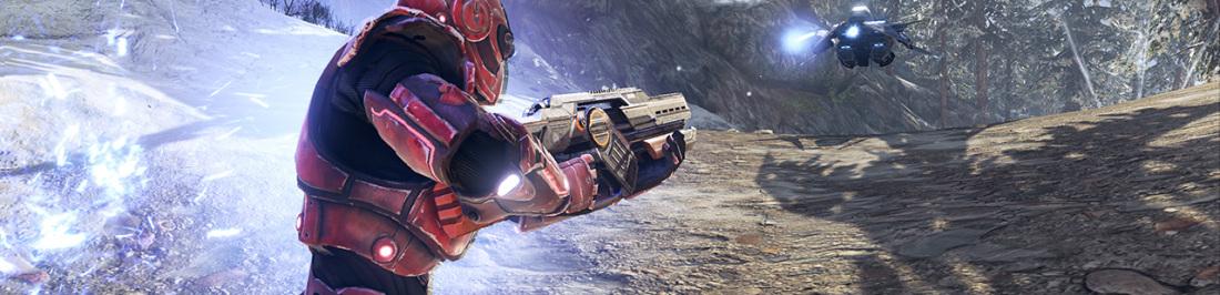 Toxikk tiene como apuesta los shooters estilo Arena de la vieja escuela