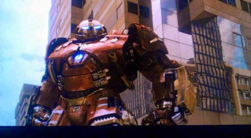 Se filtra el trailer de Avengers 2: Age of Ultron [CINE]