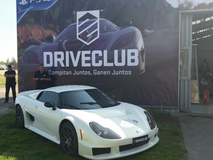 LagZero estuvo en el lanzamiento de Drive Club en Chile [Eventos]