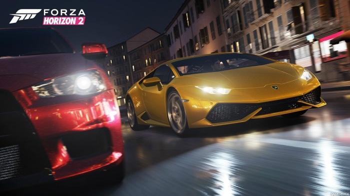 LagZero Analiza: Forza Horizon 2 [Belleza en calidad HP]