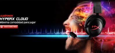 Lagzero Analiza: Audífonos HyperX Cloud Pro Gaming [REVIEW AUDIOFÓNICA]