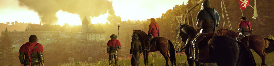 En este video de Kingdom Come: Deliverance no pasa nada, en serio