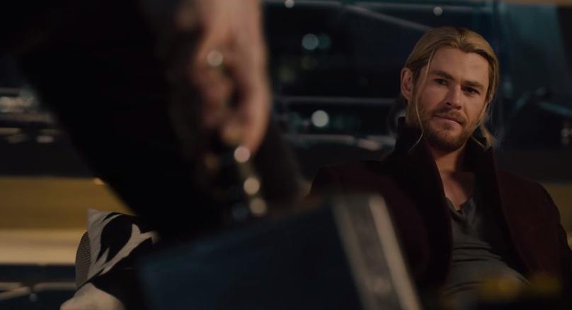 Trailer extendido de Avengers: Age of Ultron [LEVANTANDO EL MARTILLO NIUS]