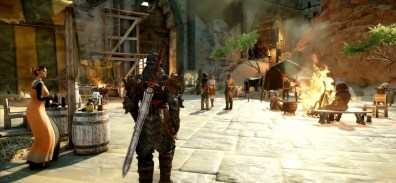 Veamos algunos minutos de gameplay de Dragon Age: Inquisition [Gameplay Nius!]