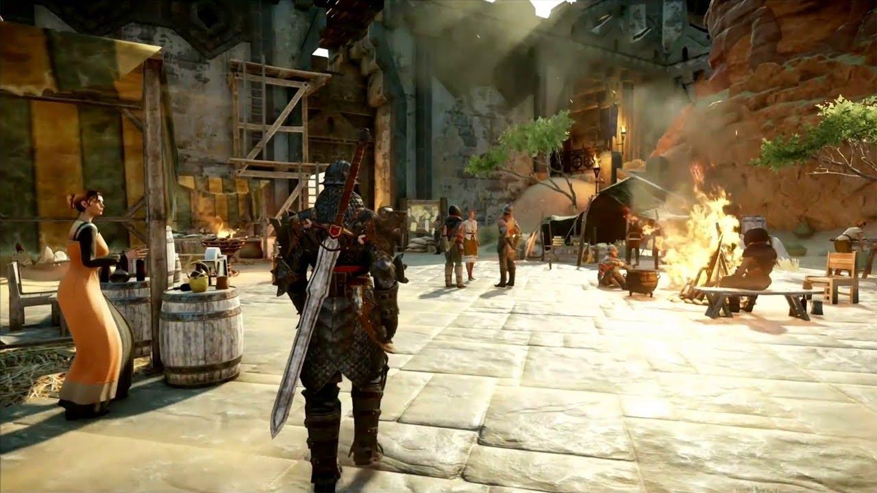Veamos algunos minutos de gameplay de Dragon Age: Inquisition [Gameplay Nius!]