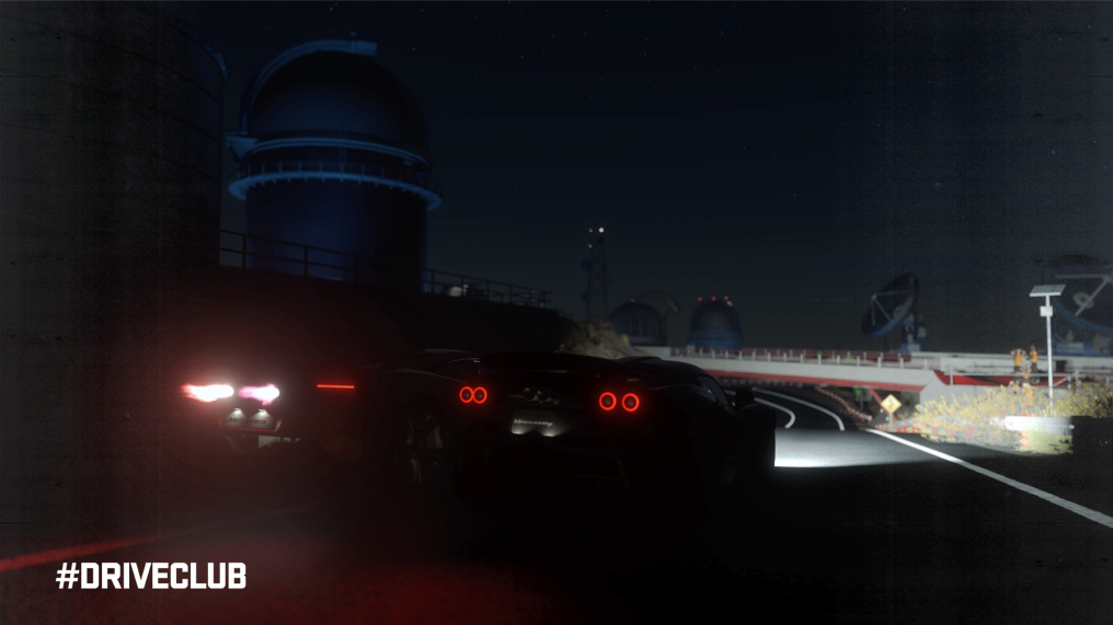 Las carreras nocturnas están fantásticamente bien armadas.