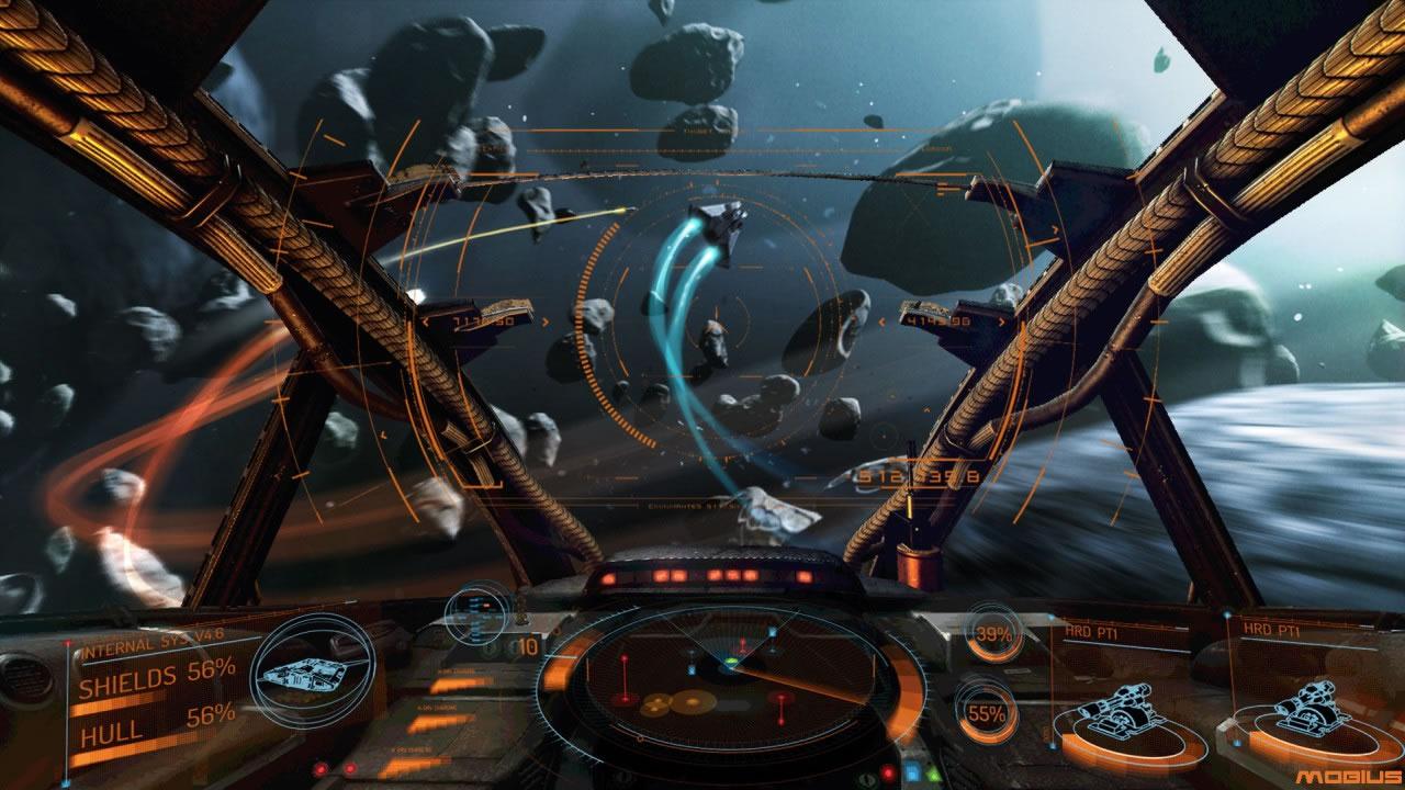 Nuevo trailer de Elite: Dangerous introduce alguno de sus avances en la beta