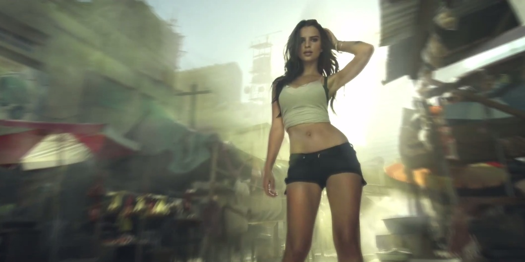 COD: Advanced Warfare Live Action Trailer, ¡CON EMILY WASHEETAILOVIWSKI! [VIDEO]