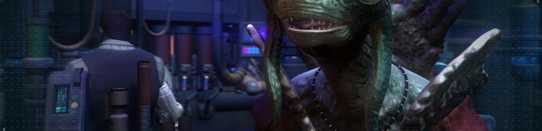 Este vídeo es para anunciar las aventuras espaciales de Rebel Galaxy
