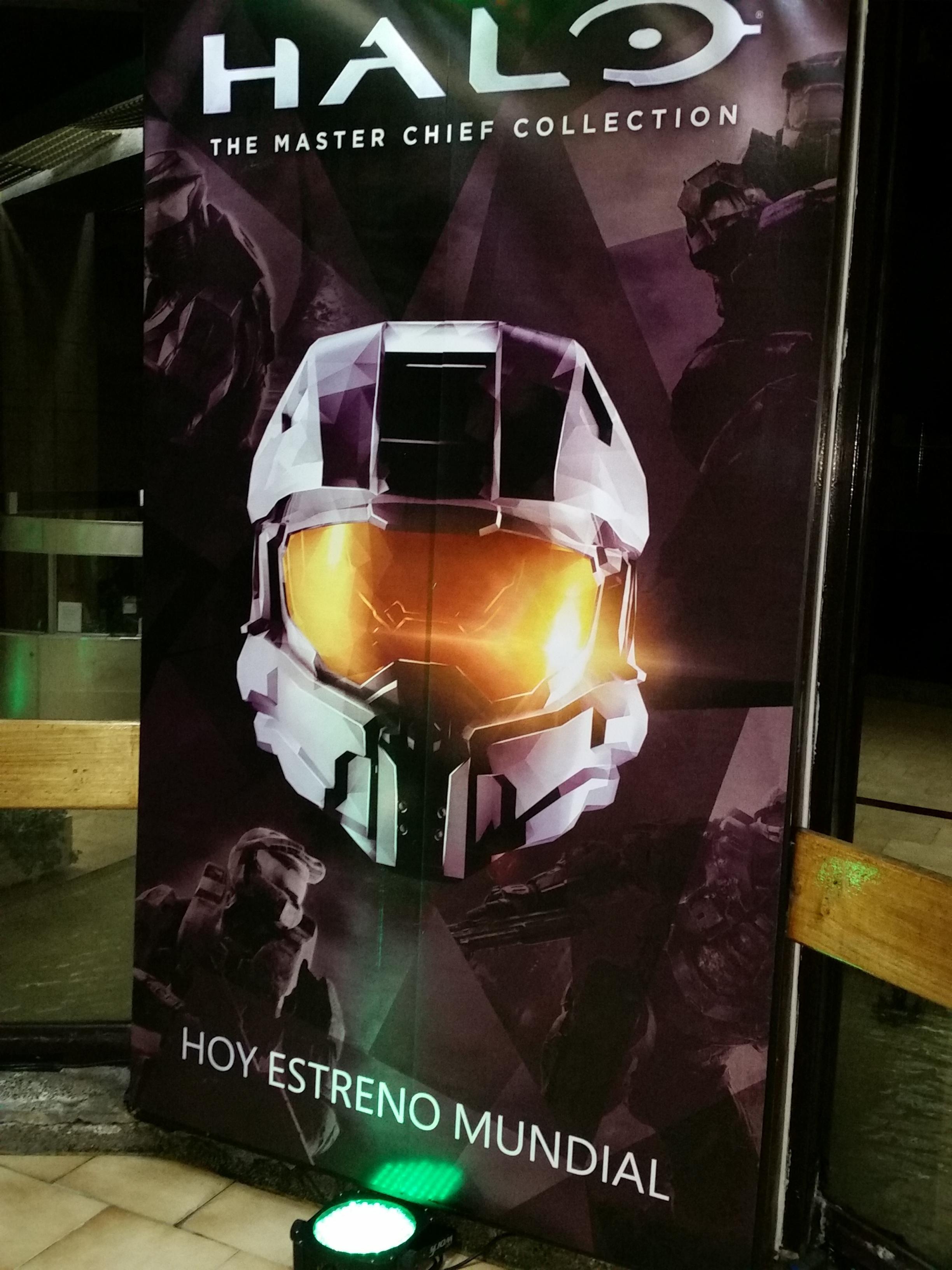 LagZero estuvo en el lanzamiento de Halo: The Master Chief Collection [Eventos]