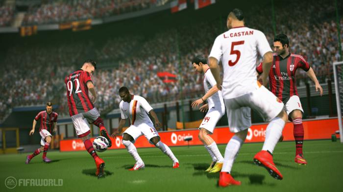 EA SPORTS FIFA WORLD LANZA UN NUEVO MOTOR DE JUEGO [Free to Play]