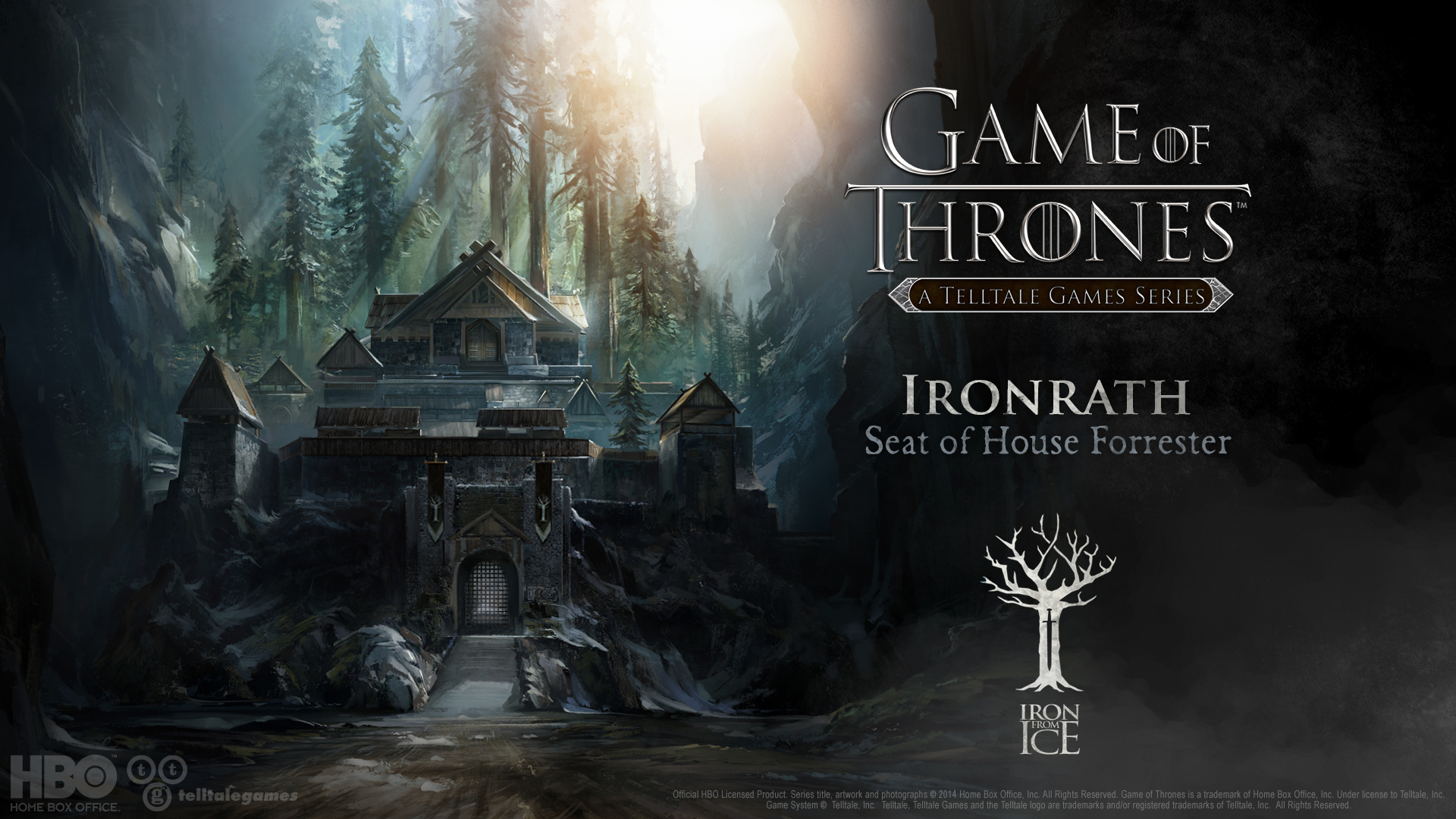 "Trailer de ""Game of Thrones: A Telltale Games Series"". [HODOR NIUS]"