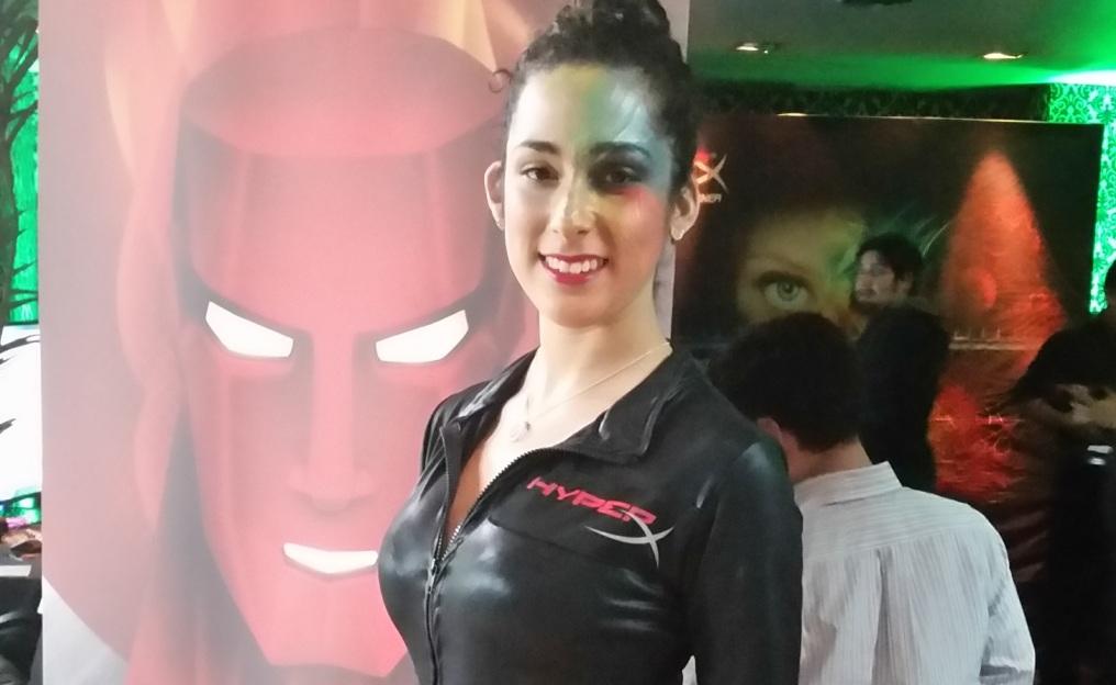 Estuvimos en el evento de HyperX en Santiago. [EVENTOS RAM NIUS]